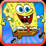 Underwater World Rush: Spongebob HD Edition (with SquarePants, Patrick Star, Squidward, Krabs & Sandy Cheeks)