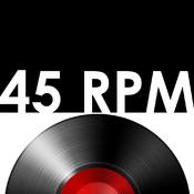 45 RPM xclock rpm