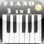 Piano 3 in 1
