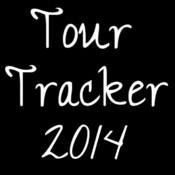 Tour Tracker 2014