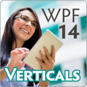 WPF 2014 Verticals black office furniture
