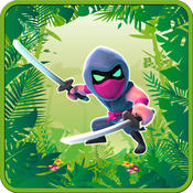 Jungle Ninja Attack