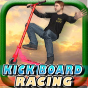 Kick Board Racing ( by Best Free Cool 3D Race Game)
