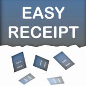 Easy Receipt - Fast Receipt Logger template receipt