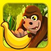 Run Monkey Run - Fun Jungle Jumping Game fun run