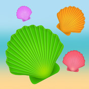 Shell Gems & Jewels - connect a color dots - addicting and cool puzzle game for adults