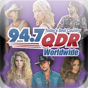 94.7 QDR – Today's Best Country - WQDR