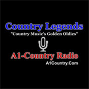 A1-Country, Country Legends Radio country magazine
