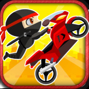 A Bike Race of Ninja Temple - Free Racing Game HD appoday free app deal day