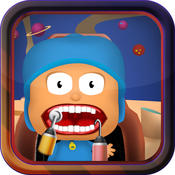 Dentist Game: Inside Doctor for Kids - Caries Out Edition