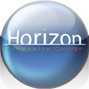 Horizon Community College Communication App for iPhone