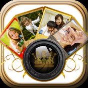 Instant Frame-King Builder - Royal Photo Edit and Share Tool linux photo tool