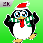 Keyemoji - Sticker and Gif Emoji Keyboard - Christmas and New Year Edition emoticon messenger sticker