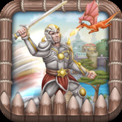 Running Kingdom Knight - Age of Castle Warriors! knight games