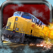 Train Rush - Crazy Rail Hour On Track (Free Game)