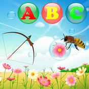 ABC Bubble Invaders for iPad Free