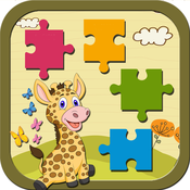 Jigsaw Puzzle - Kindergarten Edition
