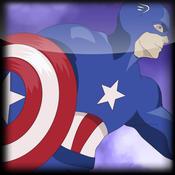 Patriot Fly - Captain America Version