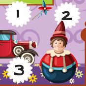 123 Count-ing Dolls in the Nursery: Kids Games