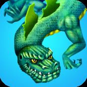 Go Zilla Go - Deep Sea Swimming Adventure Game