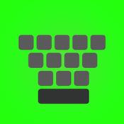 Slideboard Keyboard for Watch