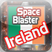 SpaceBlaster Puzzles - Ireland Irish Puzzle Game