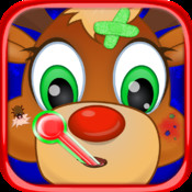 Christmas Pet Vet Doctor Animal Hospital - Santa`s Helpers FREE