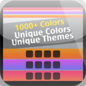 Dock Themes ⋰Unique Color Themes⋱ display themes
