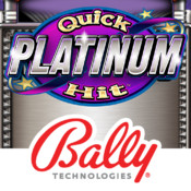 Slot Machine - Quick Hit Platinum Triple Blazing 7's Wild Jackpot™