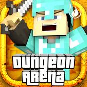 Dungeon Arena - Mini Block Survival Shooter Game