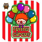 Funny Circus - Free Kids Educational Game
