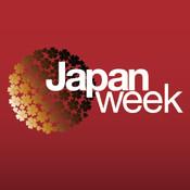Japan Week japan physical map
