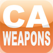 CA Weapons ballistic tactical weapons