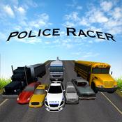Police Racer racer racing wanted