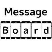 Message Board message