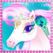 Ice Pony Princess Salon