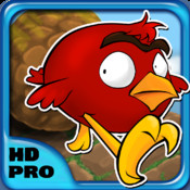 Happy Birds On The Run HD PRO - Cool Fun Adventure Arcade Game - FOR VIPs ONLY