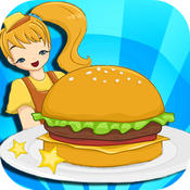 Burger Fever Shop-Cooking Hamburger Shop&Burger Go