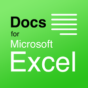 Full Docs - Microsoft Excel Edition for iPad