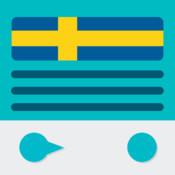 Min Radio Sverige: Svenska Alla radioapparater i samma app! Live radio;)