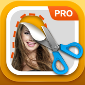 KnockOut Pro- Professional Grade Photo Cutout & Easy Sticker Maker & Superimpose Blender