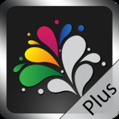 Photo Splash FX Plus - editor with multiple color stroke to splash, colorize, recolor and share on instagram, facebook & dropbox