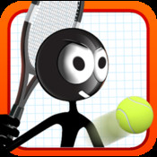 A Stickman Tennis Tournament - Grand Slam Edition