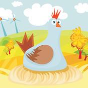 Animal farm game for children age 2-5: Learn for kindergarten, preschool or nursery school