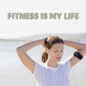 Health App - Fitness is my Life : How to be Good Shape & Health & Exercise Lecture