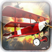 Red Baron 3D flight simulator training simulator pocketaed