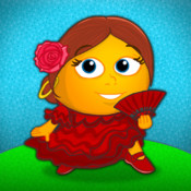 Fun Spanish Language Learning Games for Kids aged 3-10 by Studycat. Toddlers, kindergarten and preschool children learn Spanish through play activities.