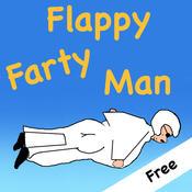 Flappy Farty Man - Free Wingsuit Flight Game