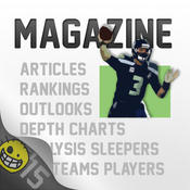 Footballguys Fantasy Football Magazine 2014