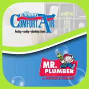 Williams Comfort Air - Mr Plumber sync schedule todo
